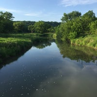 Photo taken at Swiss Valley Park by Chad H. on 5/31/2018