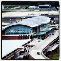 Photo taken at Richmond International Airport (RIC) by Troy B. on 9/28/2012