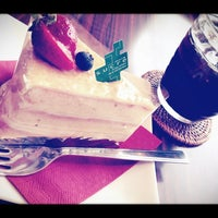 Photo taken at patisserie sucre by Toshihiro K. on 4/29/2013