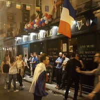 Photo taken at Little Temple Bar by Gianc S. on 6/10/2016