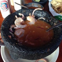 Photo taken at Los Aguachiles by Cesar L. on 8/25/2014
