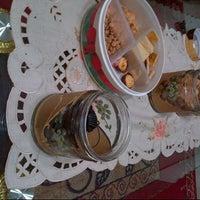 Photo taken at Kios/Rumah Makan Simpang Enam by Immanuell D. on 1/9/2014