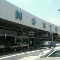 Photo taken at Terminal Central de Autobuses del Norte by Yoqua G. on 4/6/2013