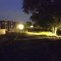 9/29/2013 tarihinde Andy S.ziyaretçi tarafından Bloomingdale Trail — The 606'de çekilen fotoğraf