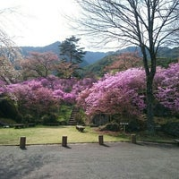 Photo taken at 天白公園 by あい on 4/16/2016