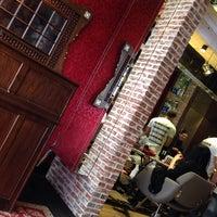 Photo taken at Bahaa Hair Beauty Salon by Roberta R. on 3/8/2014