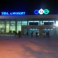 Photo taken at Терминал 1 by Oleg M. on 3/8/2013