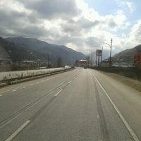 Photo taken at Maçkanin yolları by A A. on 2/21/2013