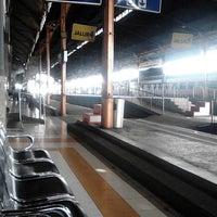Photo taken at Stasiun Yogyakarta Tugu by Kimi Fajri R. on 4/13/2013