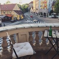 Photo taken at Art Hotel Like by Dita on 8/24/2017