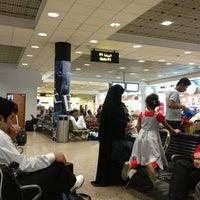 4/8/2013 tarihinde Victoria B.ziyaretçi tarafından Terminal 2'de çekilen fotoğraf