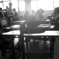 Photo taken at SMA Negeri 21 Makassar by Kevin T. on 2/23/2013