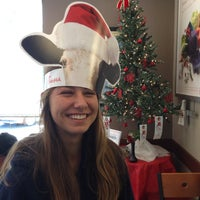 Photo taken at Chick-fil-A by Sandy T. on 12/21/2013