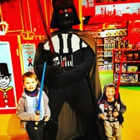 Photo taken at Hamleys by Chris H. on 1/9/2016
