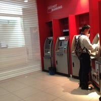 Photo taken at CIMB Bank Berhad by Boanerges Rufus G. on 11/29/2013