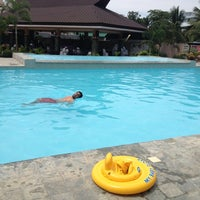 Photo taken at Alnor Resort and Pavilion by FourShat on 6/19/2013