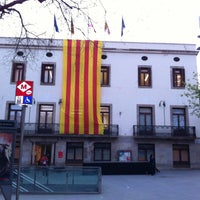 Foto tomada en Plaça d'Orfila por Antoni R. el 4/22/2013