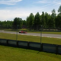 Photo taken at Circuit Mont Tremblant by Otto D. on 6/28/2014