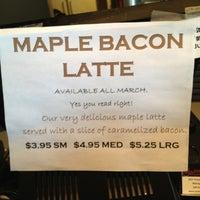 Photo taken at Joe Black Coffee Bar by Anna E. on 3/13/2013