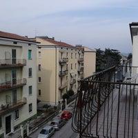 Photo taken at Borgo Roma by Cristian D. on 2/15/2013