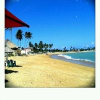 Foto tirada no(a) Praia de Tabuba por Shade A. em 1/5/2013