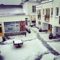 Photo taken at Hotel Wilhelmina by Florian B. on 3/24/2013
