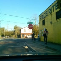 Photo taken at West 26 Street and Moncrief by Troy S. on 3/7/2013