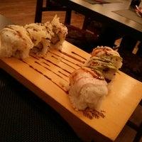 Photo taken at Mishi Sushi by Fabio N. on 1/24/2014