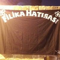 7/11/2013 tarihinde Ali Coşkun K.ziyaretçi tarafından Filika Cafe & Bar'de çekilen fotoğraf