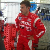 Photo taken at Lukoil Racing Team home of Kazanring by Gonsales I. on 2/16/2014