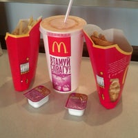 Photo taken at McDonald's by Ольга К. on 5/21/2013
