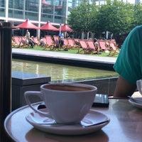 Photo taken at Café Rouge by Khaled W. on 6/18/2018