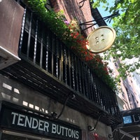 Photo taken at Tender Buttons by Cecilia H. on 6/20/2016