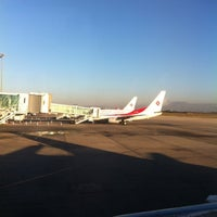 Photo taken at Istanbul Atatürk Airport (IST) by Hourrya D. on 11/7/2013