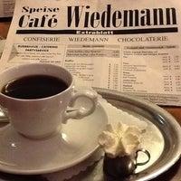 Photo taken at Cafe Wiedamann by Bonnie L. on 10/27/2012
