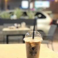 Photo taken at Address Cafe by ND on 8/7/2018