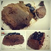 Photo taken at Raw food Biljana's Palace by Biljana R. on 10/5/2013