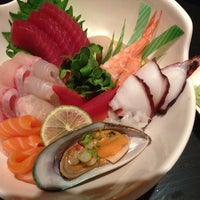 Photo taken at Ocean Blue Sushi Club by William M. on 9/28/2013