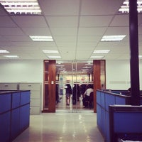 Photo taken at 16th Floor, Ayala FGU Building by Vito B. on 2/19/2013