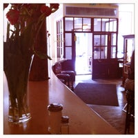 Photo taken at Café Puck by Raimund V. on 4/24/2013