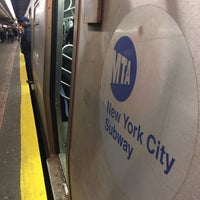 Photo taken at MTA Subway - 23rd St (F/M) by Mario G. on 2/1/2017