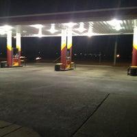 Photo taken at metro Gas Station by Jeff P. on 1/20/2013