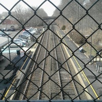 Photo taken at NJT - Fanwood Station (RVL) by Steven K. on 4/1/2013