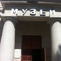Photo taken at Ростовский областной музей краеведения by lirik on 7/28/2013