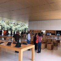 Photo taken at Apple Park Visitor Center by Brian M. on 8/9/2018