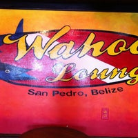 Photo taken at Wahoo's Lounge by Rebecca C. on 3/28/2013