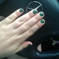 Photo taken at McLean Nail Salon by Kimberly S. on 3/13/2013