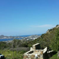 Photo taken at sandıma köyü by Okan K. on 3/27/2016