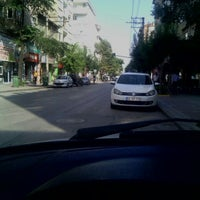 Photo taken at Çarşamba by gonca tutar t. on 7/19/2013