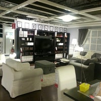 Photo taken at IKEA Long Island by Sunita S. on 2/28/2013